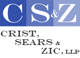 Crist, Sears & Zic LLP | Crown Point Law Offices